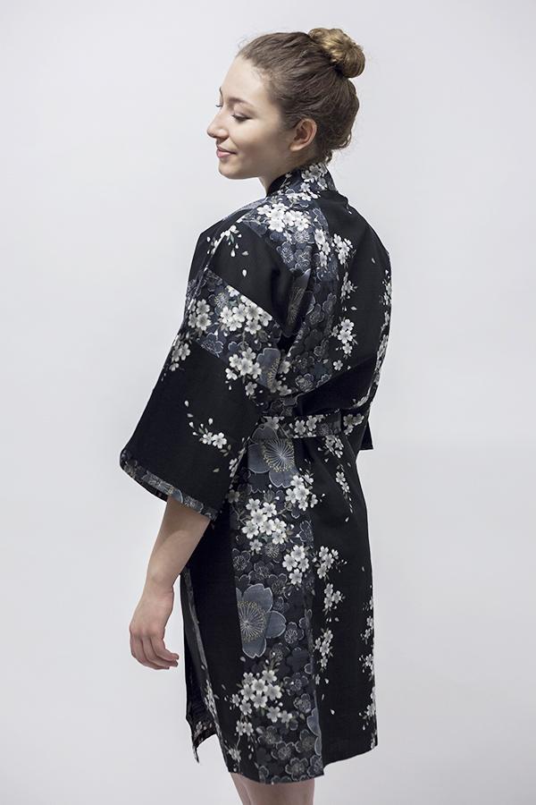 kimono cherry blossom