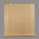 bambus rullegardin lyse traditionelt pindevæv