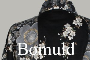 Kimono i 100% bomuld
