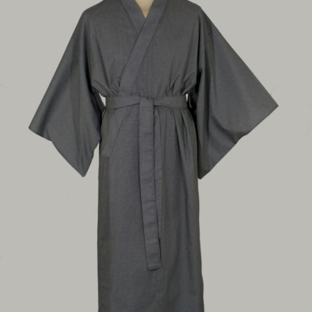 Kimono Kogara, lang, udført i 100% bomuld