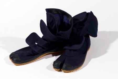 jika-tabi støvle er skabt til aktivt udendørs brug hvor smidighed og god balance er vigtigt