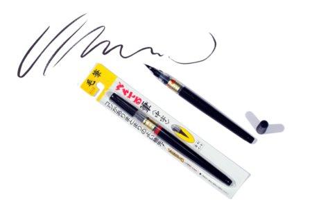 fyldepensler til kalligrafi fude brush pen