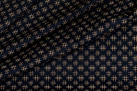 bomuldsstof med japansk mønster igeta